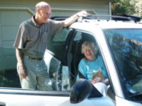 Volunteer Driver for Seniors