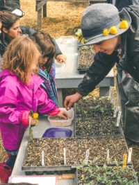 Kids' Farm Naturalist Volunteer